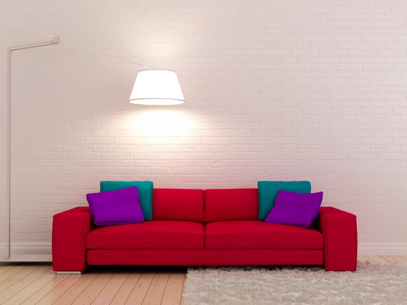 Pillows For Red Leather Couch