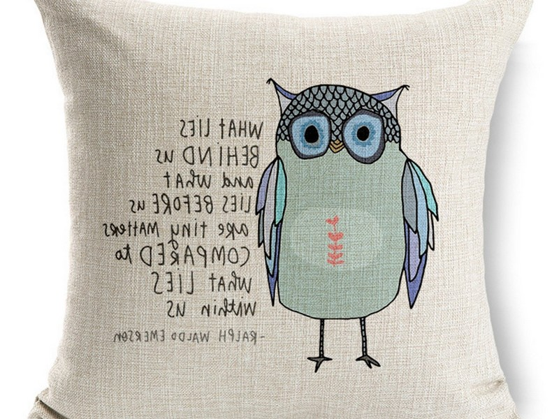 Pillows With Sayings On Them