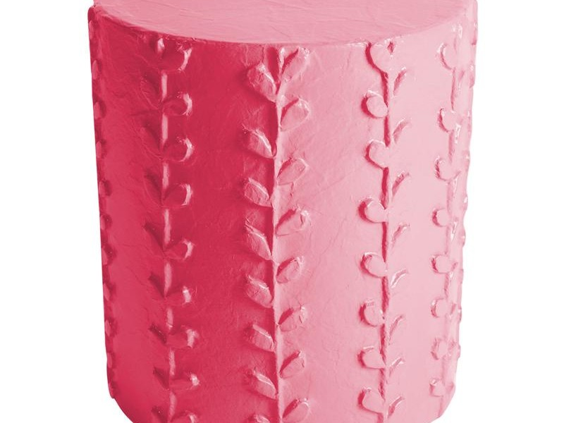 Pink Accent Table