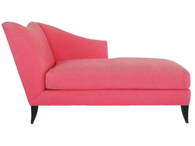 Pink Chaise Lounge Chairs
