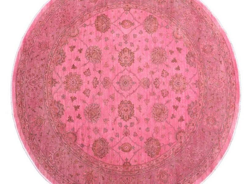 Pink Oriental Rug