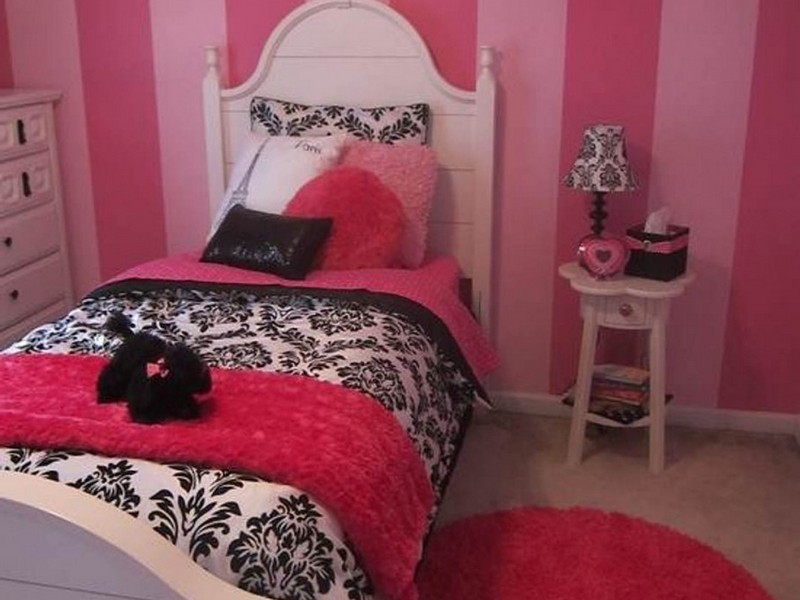 Pink Rugs For Bedrooms