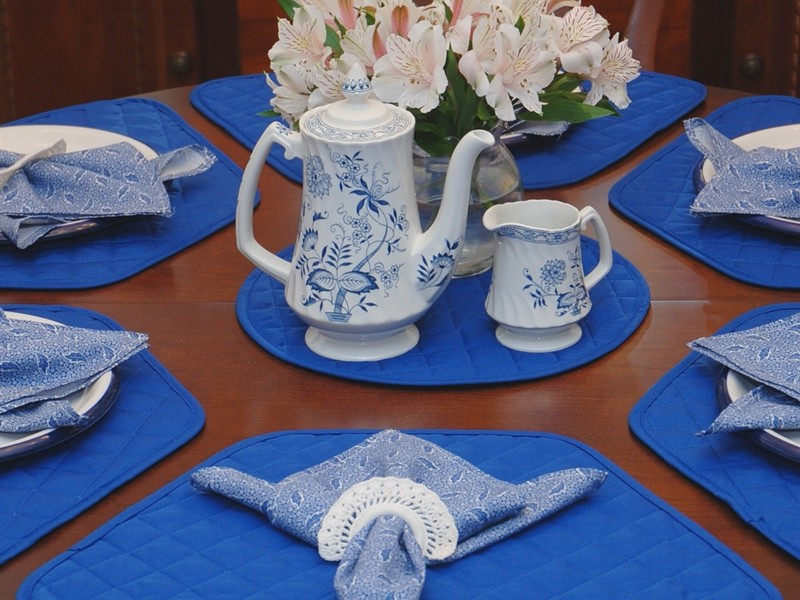 Placemats For Round Glass Table