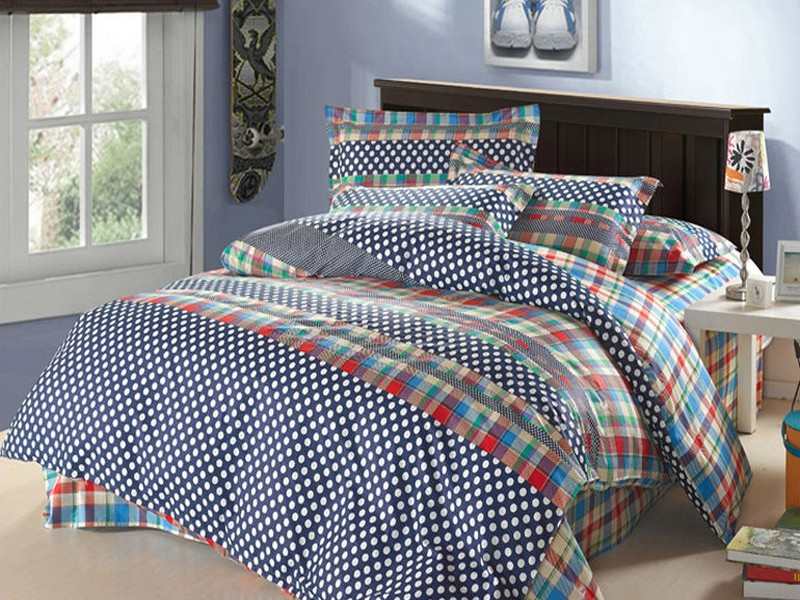 Plaid Sheet Sets