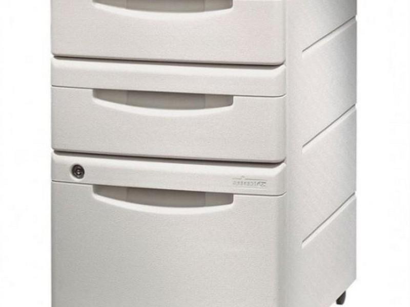 Plastic File Cabinet