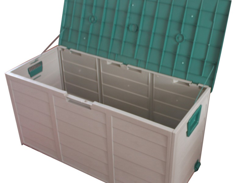 Plastic Outdoor Storage Bins