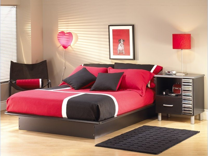 Platform Bed With Mattress Included