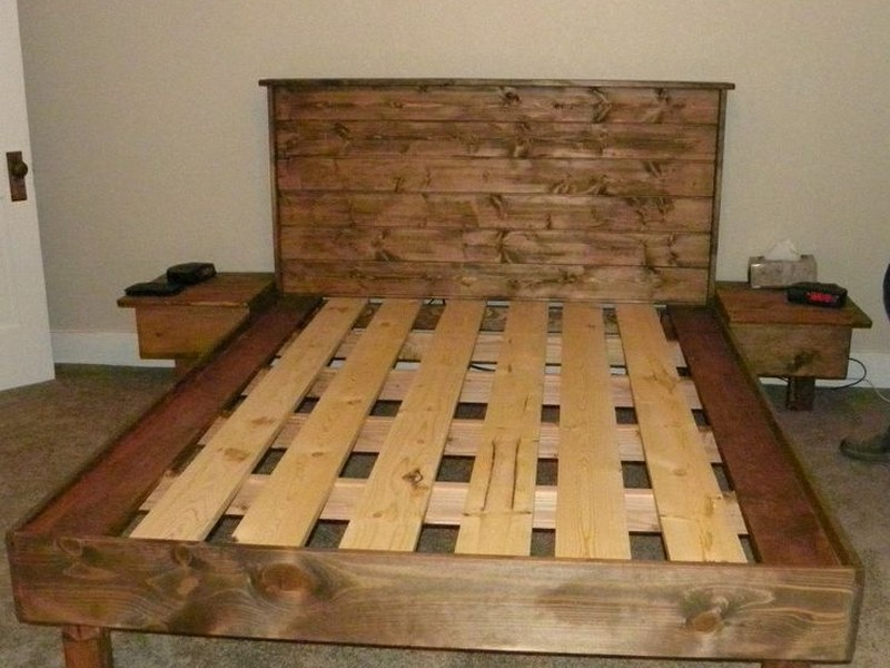 Platform Bed Without Box Spring