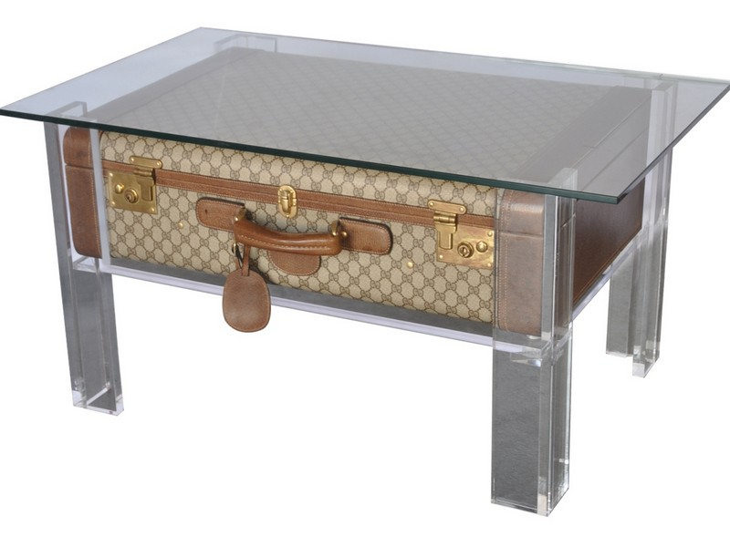 Plexiglass Coffee Table Top