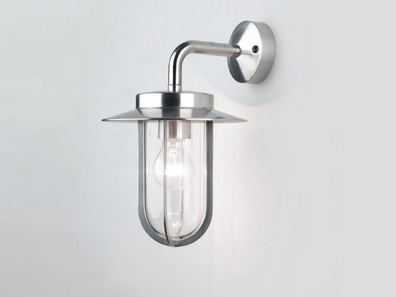 Polished Nickel Bathroom Lighting Fixtures