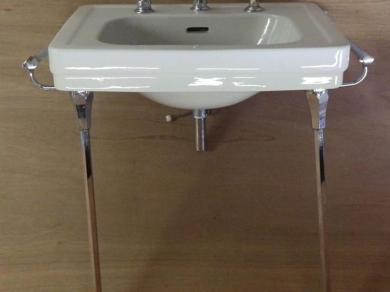 Porcelain Bathroom Sinks With Legs