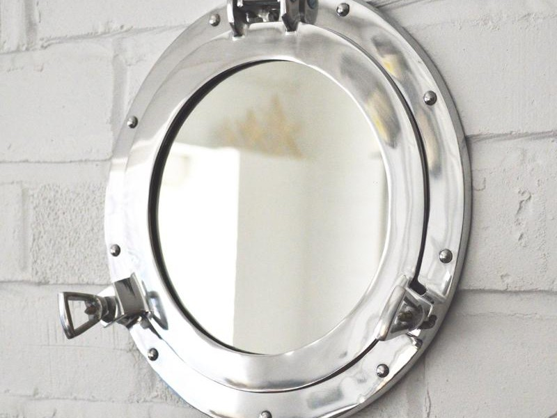 Port Hole Mirror