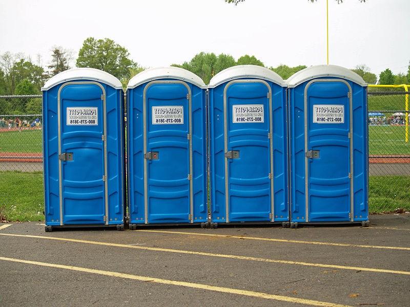 Portable Bathrooms Nj