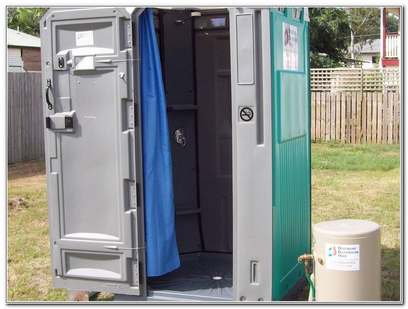 Portable Bathrooms With Showers