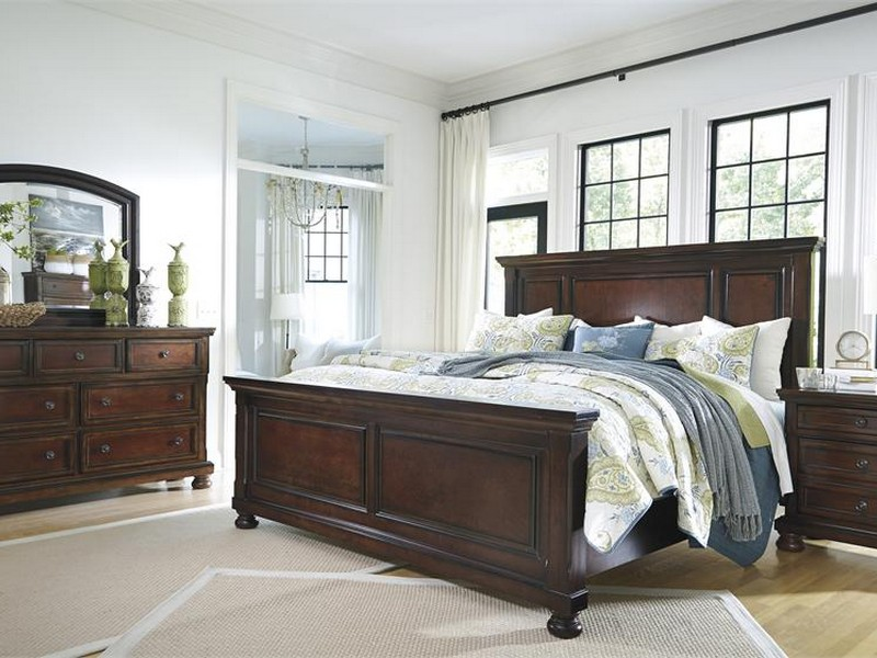 Porter King Panel Bedroom Set