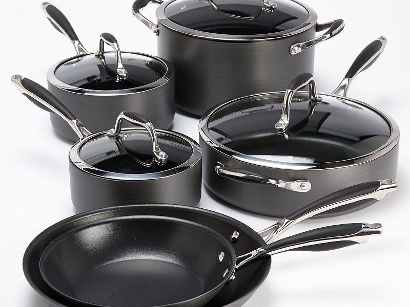 Pots And Pan Sets At Kohls