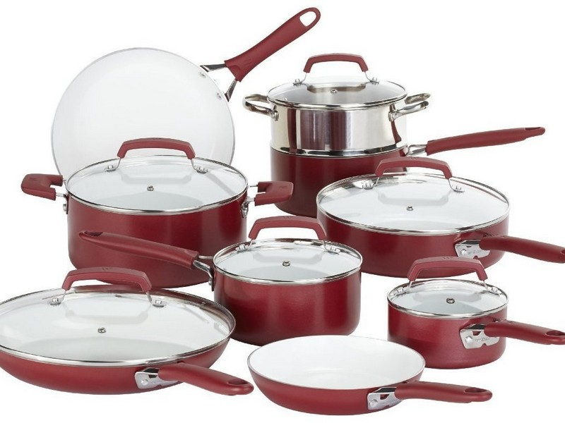 Pots And Pan Sets