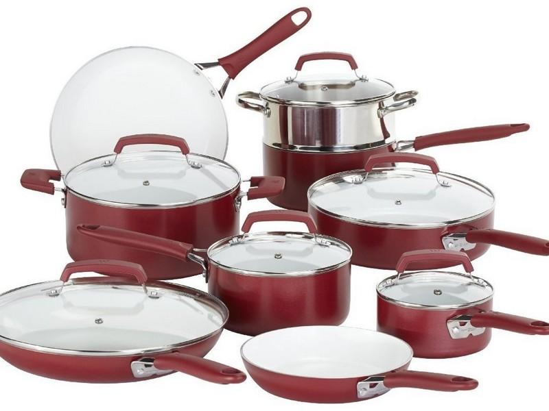 Pots And Pan Sets