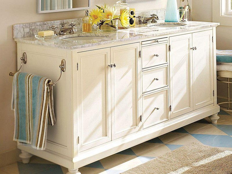 Pottery Barn Bathroom Vanity Clearance