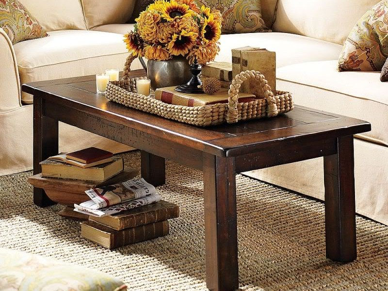 Pottery Barn Coffee Tables Used
