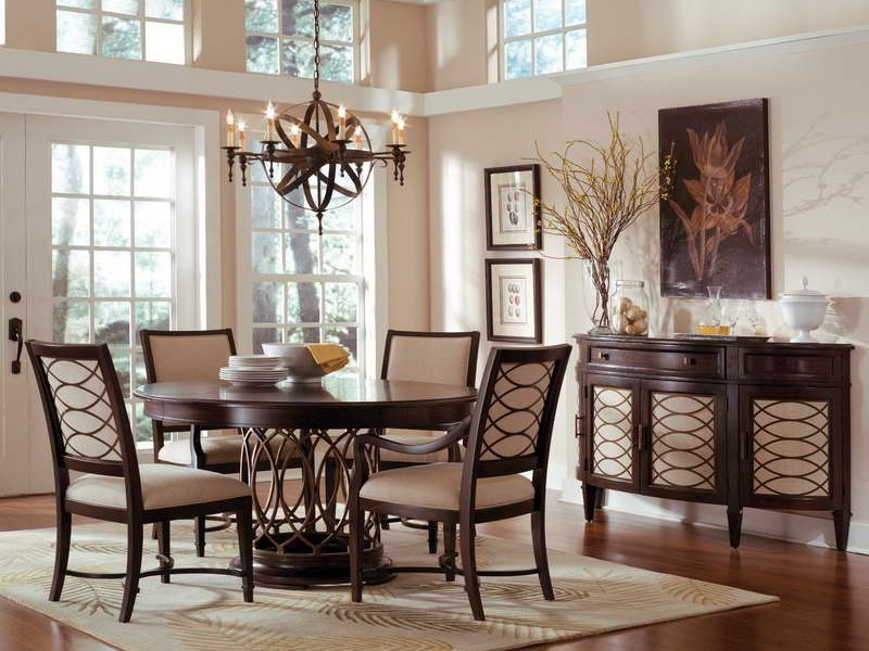Pottery Barn Dining Room Table Decor