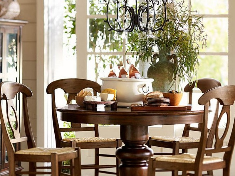 Pottery Barn Dining Room Tables
