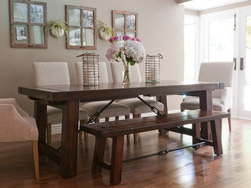 Pottery Barn Farmhouse Table And Chairs