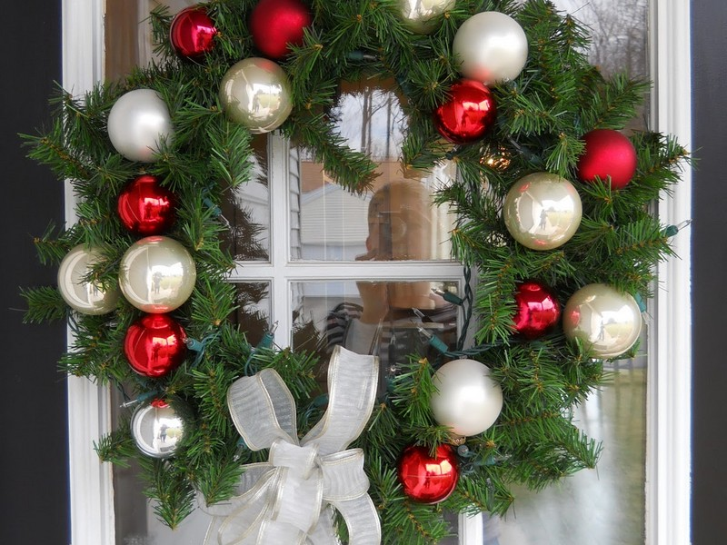 Pottery Barn Holiday Wreaths