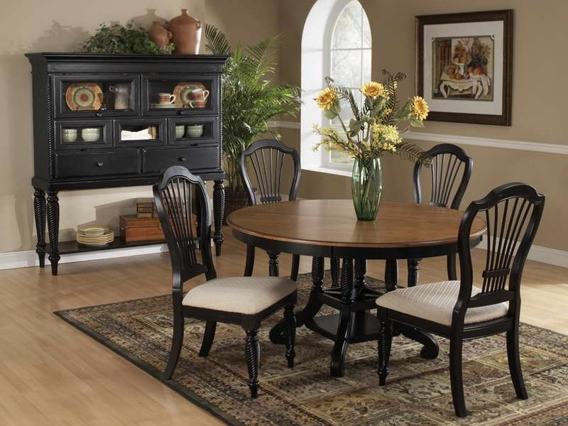 Pottery Barn Round Dining Table