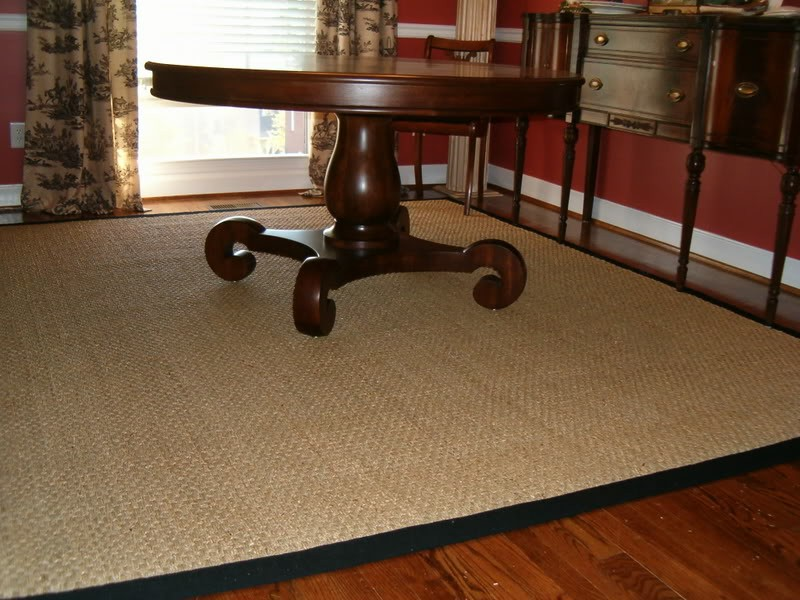 Pottery Barn Seagrass Rug
