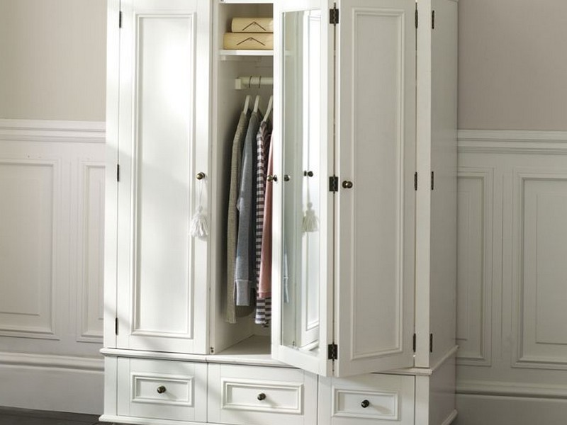 Pottery Barn Thomas Armoire