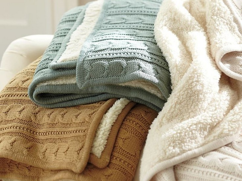 Pottery Barn Throws And Blankets