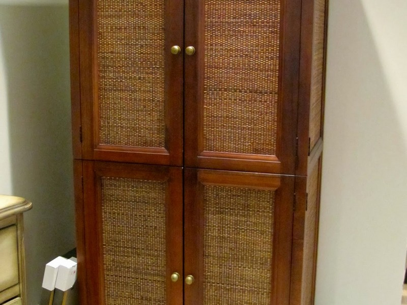 Pottery Barn Tv Armoire