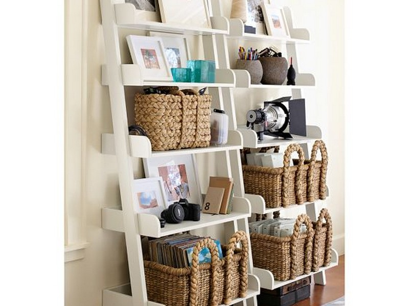 Pottery Barn Wall Shelf