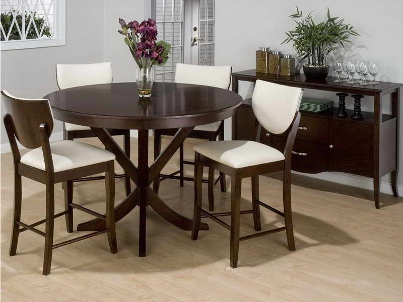 Pottery Barn White Round Table