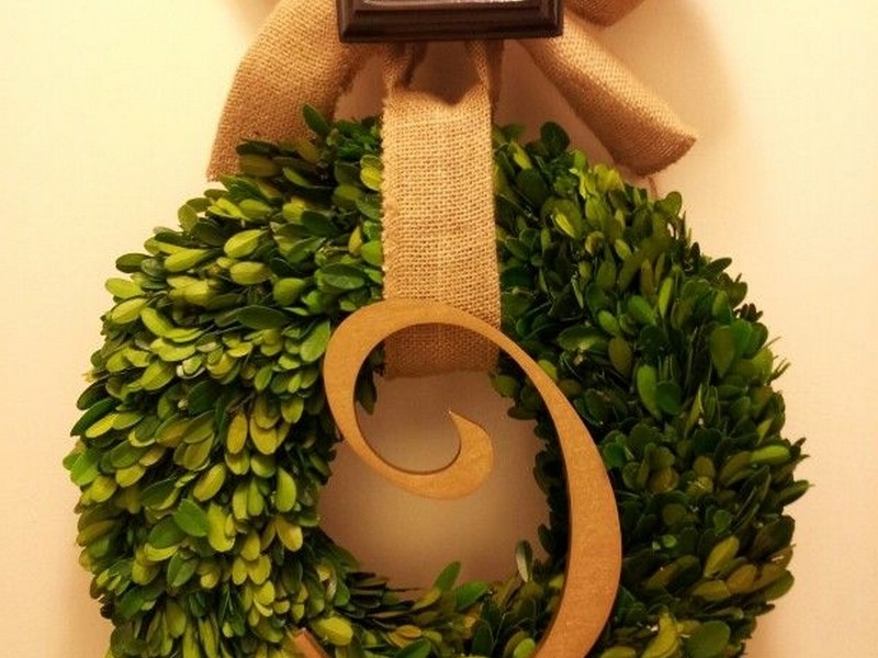 Pottery Barn Wreaths