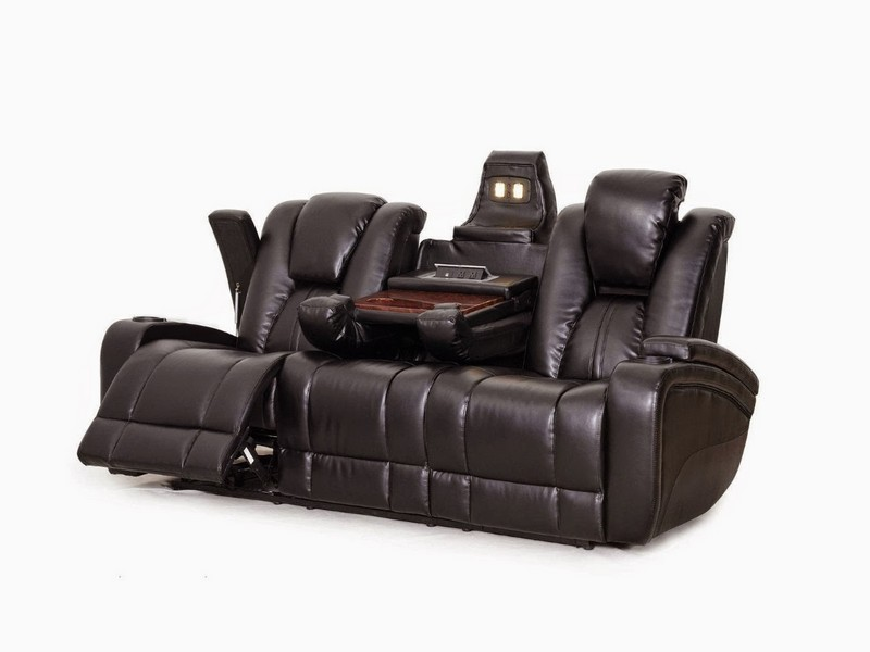 Power Reclining Loveseat Costco