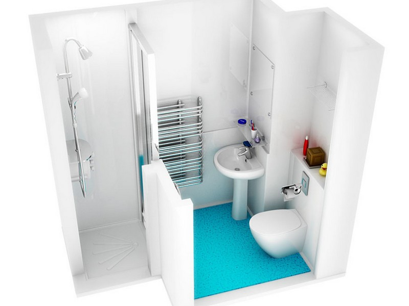 Prefab Bathrooms Pods