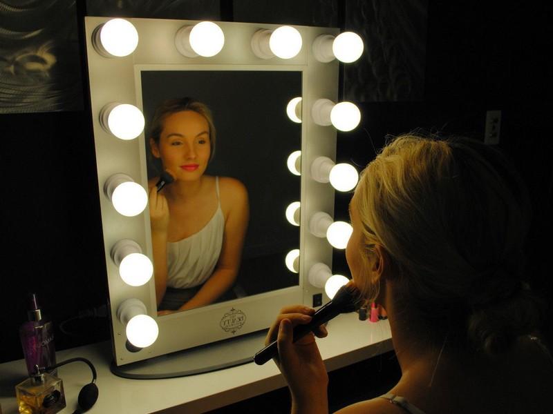 Professional Makeup Mirror With Lights Australia