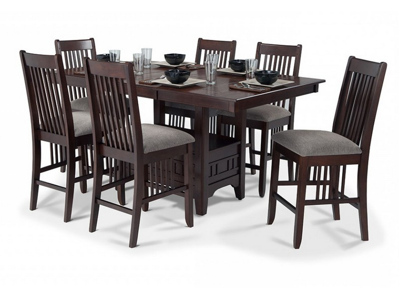 Pub Dining Sets 7 Piece