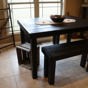 Pub Style Kitchen Table