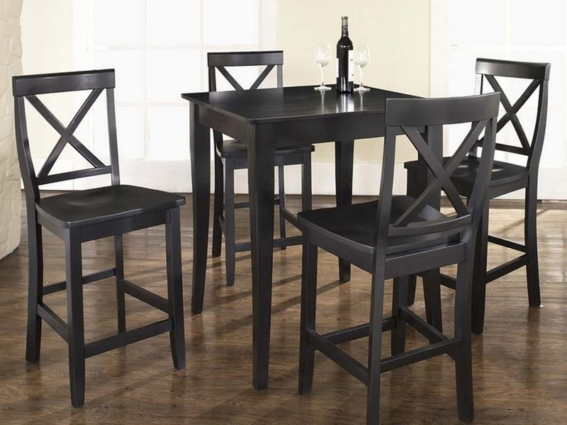 Pub Style Kitchen Table And Chairs