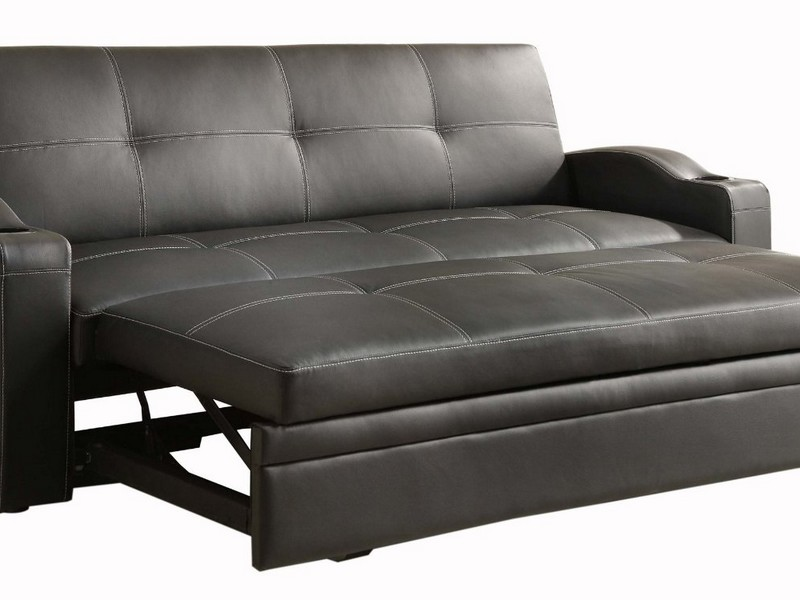 Pull Out Sleeper Sofa Bed