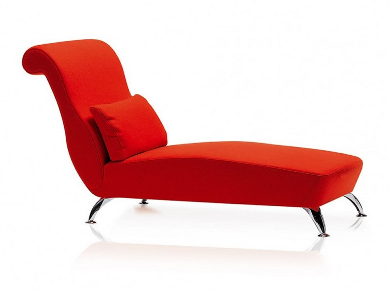 Purple Chaise Lounge Cushions