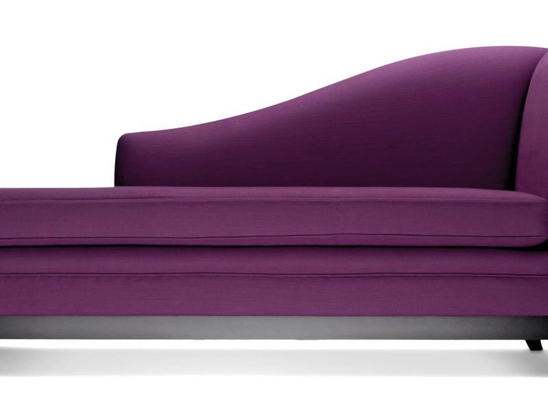 Purple Chaise Lounge Furniture