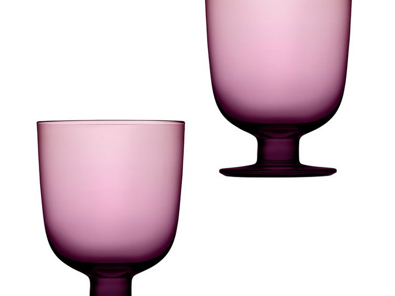 Purple Drinking Glasses Uk