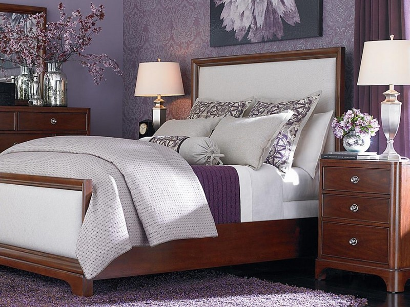 Purple Rugs For Bedrooms