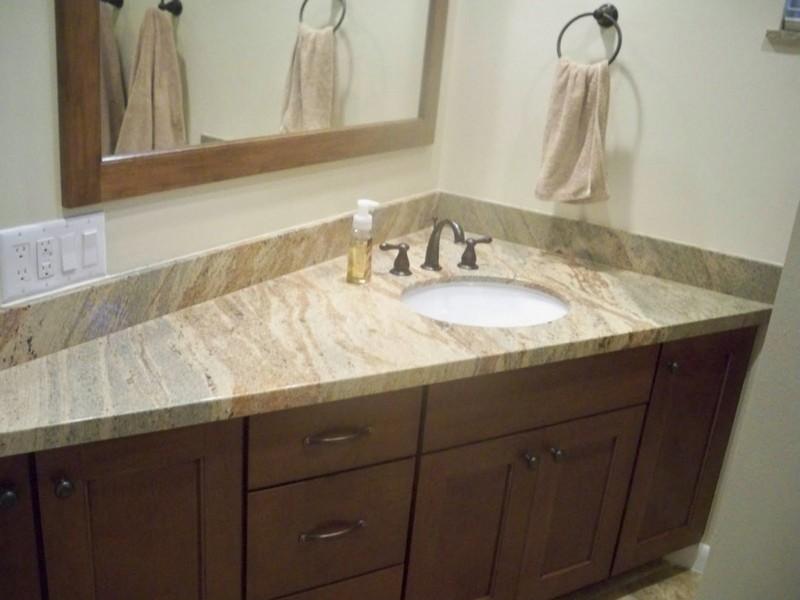 Quartz Countertops Bathroom Vanities