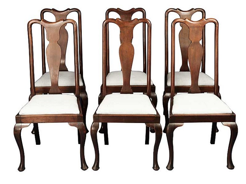 Queen Anne Chairs Ethan Allen