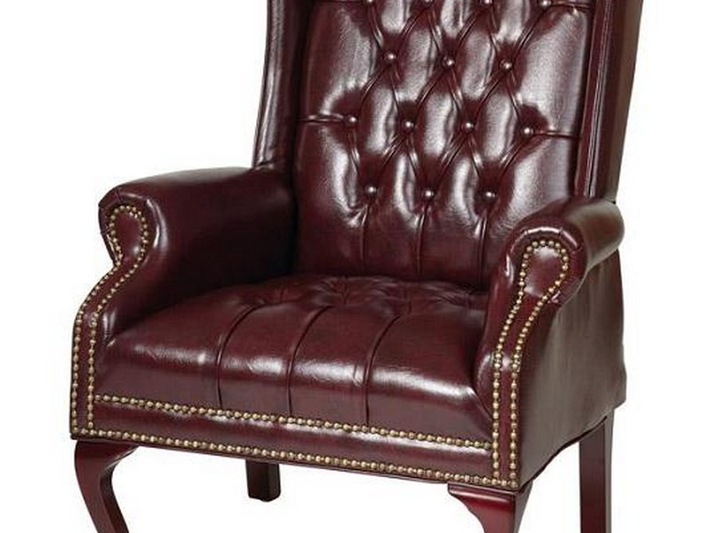 Queen Anne Recliner Chair